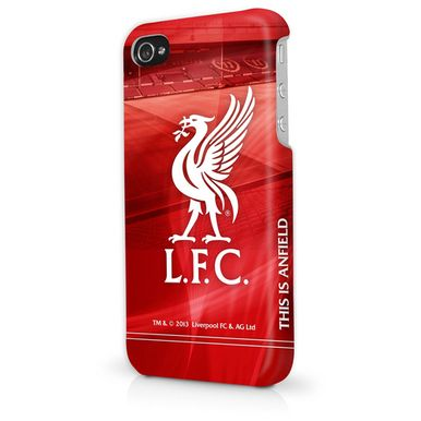 inToro Skins Official Hard Case iPhone 5 / iPhone 5S Liverpool
