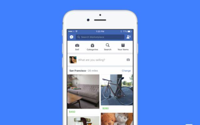Marketplace: il mercatino degli annunci di Facebook Marketplace è la nuova sezione di Facebook che permetterà di vendere oggetti che non si desiderano più e acquistare pezzi di seconda mano, da collezione, d'occasione. Una sorta di mercatino degli ann #facebook #mobilecommerce #acquisti