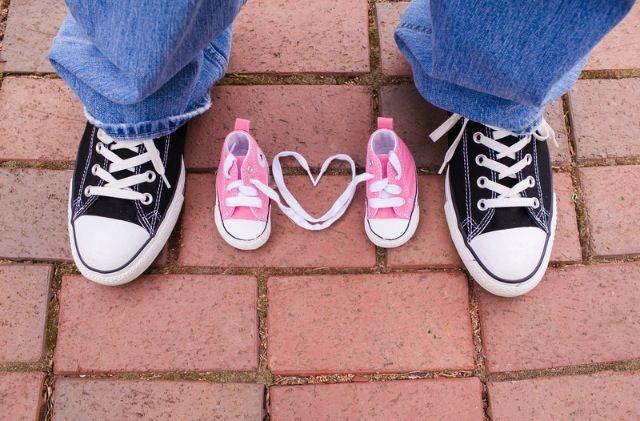 Our maternity photos
