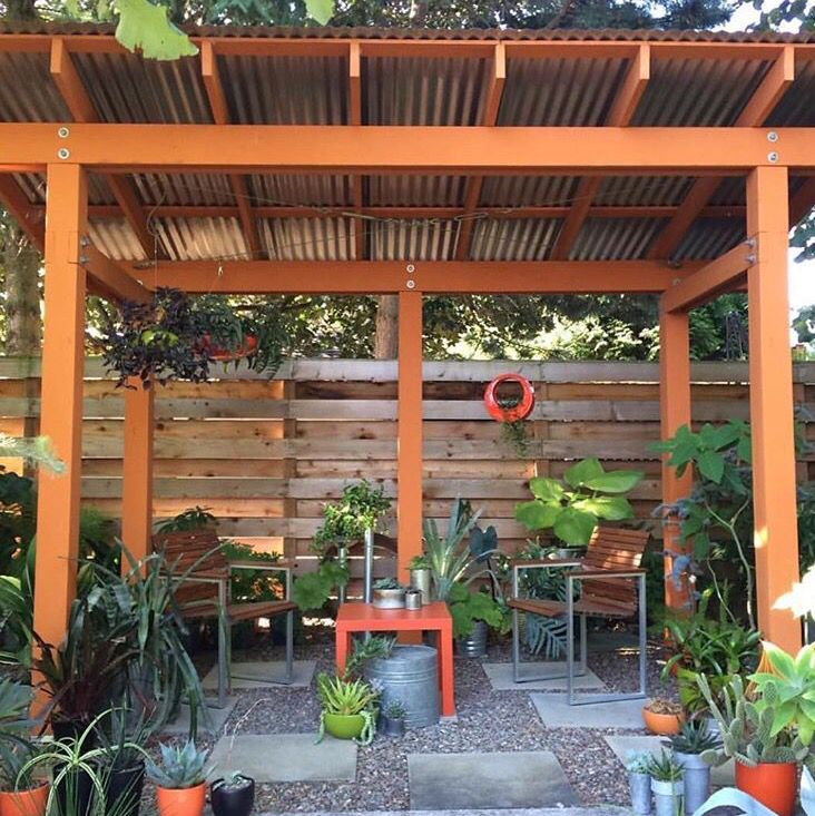 Pergola Ceiling Designs: Backyard Pergola, Backyard Patio