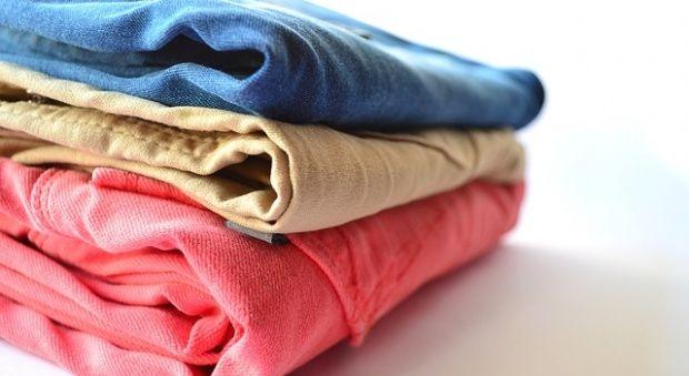 Ρούχα μαζί που πλύθηκαν...