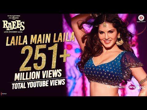 Laila Main Laila | Raees | Shah Rukh Khan | Sunny Leone | Pawni Pandey | Ram Sampath | New Song 2017 - YouTube