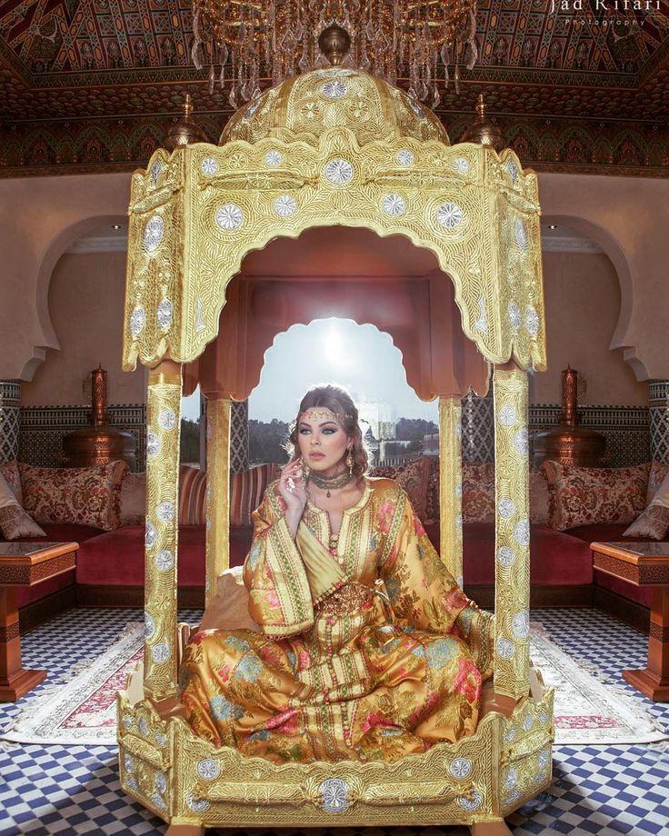 """""""#moroccan #bride  @jadrifari"""""""