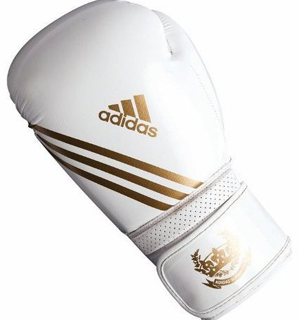 adidas Hybrid Aero Tech Fight Training Punch Boxing Gloves - White/Gold - Size 12oz No description (Barcode EAN = 3700378399207). http://www.comparestoreprices.co.uk/boxing-equipment/adidas-hybrid-aero-tech-fight-training-punch-boxing-gloves--white-gold--size-12oz.asp