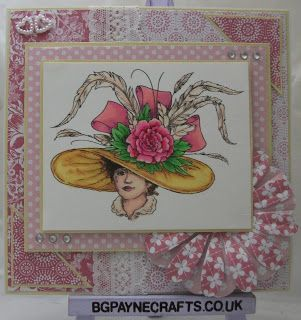 Papermania Pink Capsule