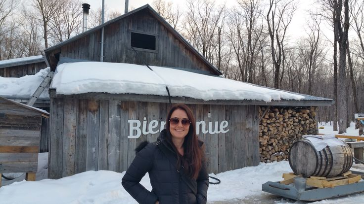 """Sugar Shack"" by TravelPod blogger joemurphy from the entry ""Boston to Quebec"" on Monday, April  6, 2015 in Québec, Canada"