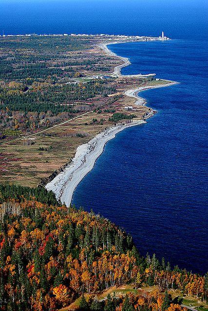Cap-des-Rosiers - Forillon National Park - Canada