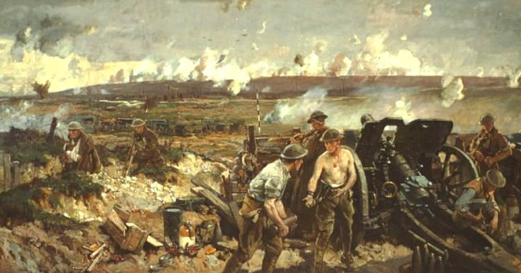 Thain Wendell MacDowell – The Canadian Rambo – A One-Man Army In World War One