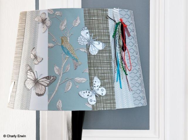 les 25 meilleures id es de la cat gorie abat jour peint sur pinterest peinture abat jours. Black Bedroom Furniture Sets. Home Design Ideas