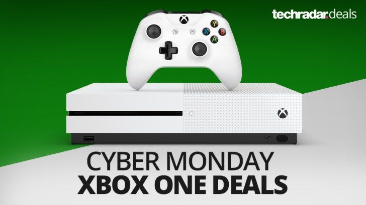 This is the cheapest Xbox One S deal you'll find this Cyber Monday