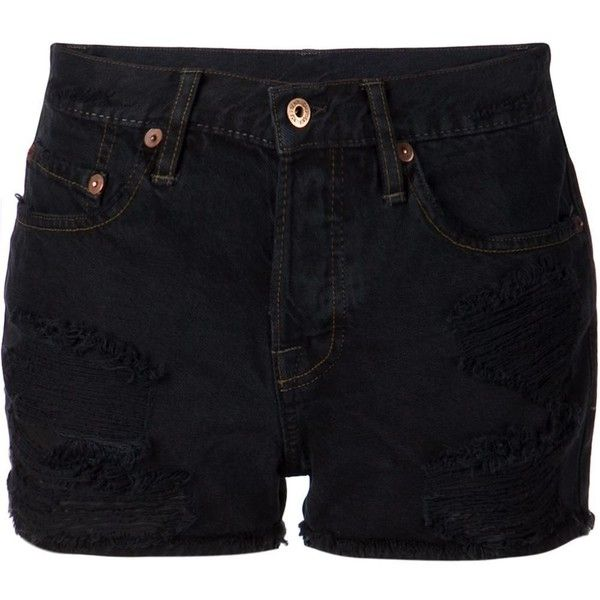 17 Best ideas about Black Jean Shorts on Pinterest | Black denim ...