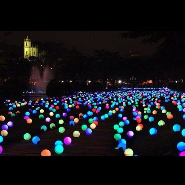 Cut glow sticks in half put the liquid inside your balloon, there you go cool way to decorate a night party.