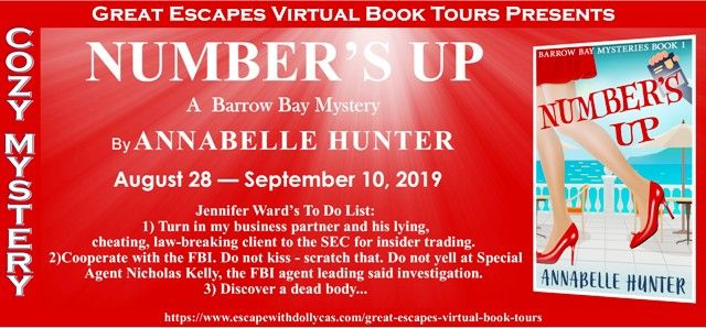 Number S Up By Annabelle Hunter Book Tour And Giveaway Cozy Mysteries Book Review Blogs Books