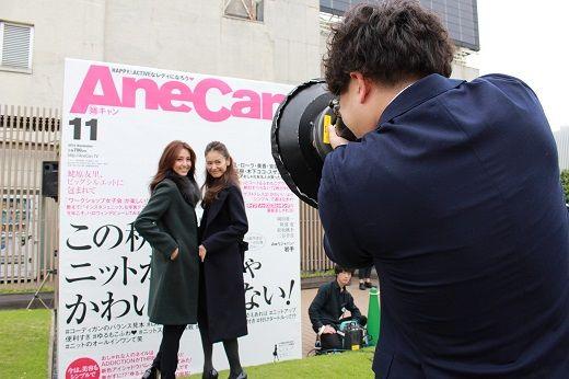 「プラダを着た悪魔」が新婚モデルを質問攻めに!?:AneCanニュース | AneCan.TV
