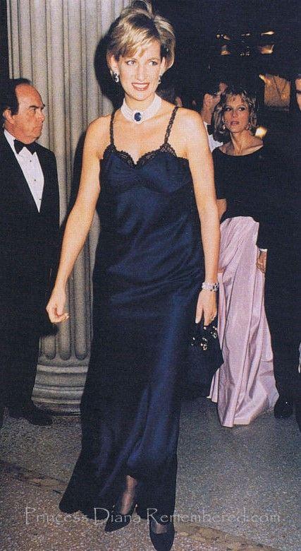 9 Dec 1996 Princess Diana New York