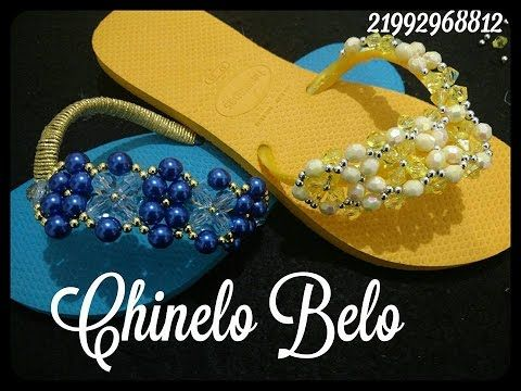 Chinelo Estilo Sapatilha - YouTube                                                                                                                                                                                 Mais