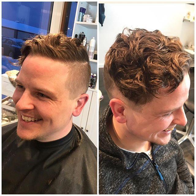 Haare, Haarschnitte, verblassene Haarschnitte, kurz, mittel, lang, summend, Seitenteil, langes Oberteil, kurze Seiten, Frisur, Frisur, Haarschnitt, Haarfarbe, ...