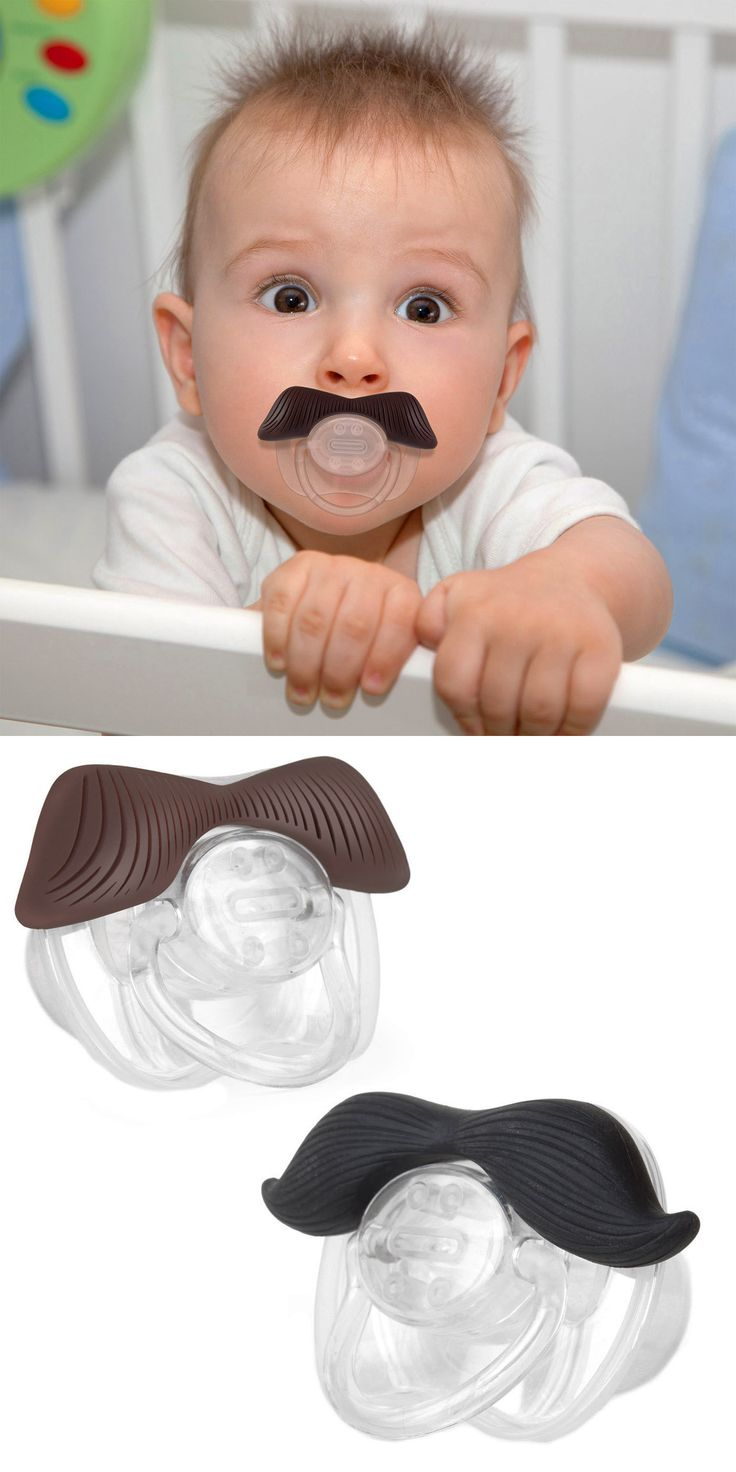 Inspector Hercule Poirot when he was a Baby...the Gentleman and The Ladies Man Mustachifiers