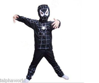 #Venom #'black spiderman' boys kids fancy #dress costume halloween world book day,  View more on the LINK: http://www.zeppy.io/product/gb/2/282017115721/