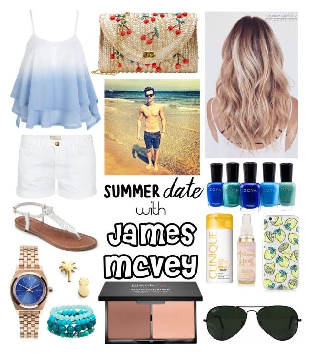 Summer date with James McVey. It's me when the opportunity comes.