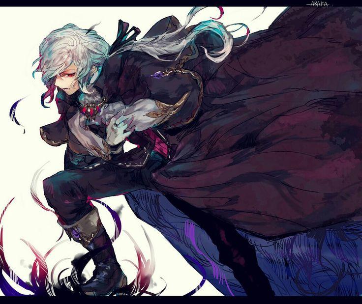 Fate/Grand Order || Edmond Dantes || The Count of Monte Cristo || Avenger