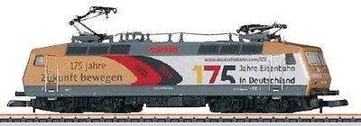 Locomotives 96856: Marklin Z 88480 5 Pole Motor Electric Locomotive Br 120.1 Insider 2010 -> BUY IT NOW ONLY: $219.12 on eBay!