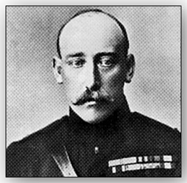 Prince Christian Victor of Schleswig-Holstein, eldest son of Victoria's third daughter, Helena. Died in South Africa during the Boer War. Said to be the Queen's favorite grandson.