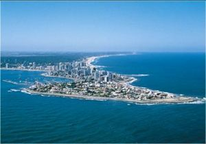 Visiting Punta del Este in Summer: As Porteños (residents of Buenos Aires) will tell you, anyone who's anyone from Buenos Aires heads to Punta del Este for summer vacation. The glitzy Atlantic coast resort in Uruguay is packed with South America's jet set from December through February and offers inviting beaches and outstanding nightlife.