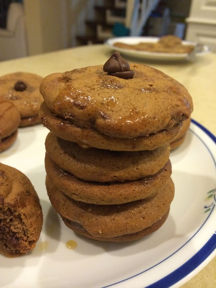 Double Nutella choco cookies! #best #homemade #cookies #ever