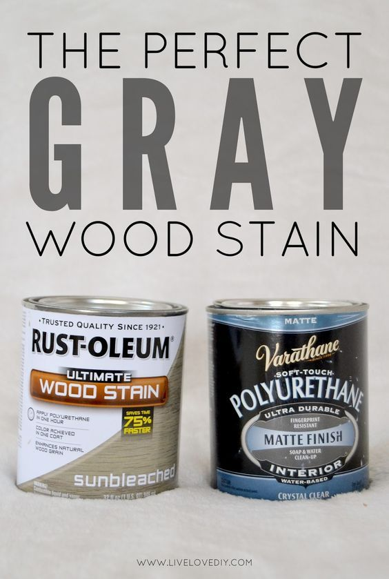 1000 Ideas About Gray Wood Stains On Pinterest Wood