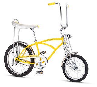 Schwinn Bikes Launches Limited Release Lemon Peeler Sting-Ray Bike Available Again on April 24th! @schwinnbikes