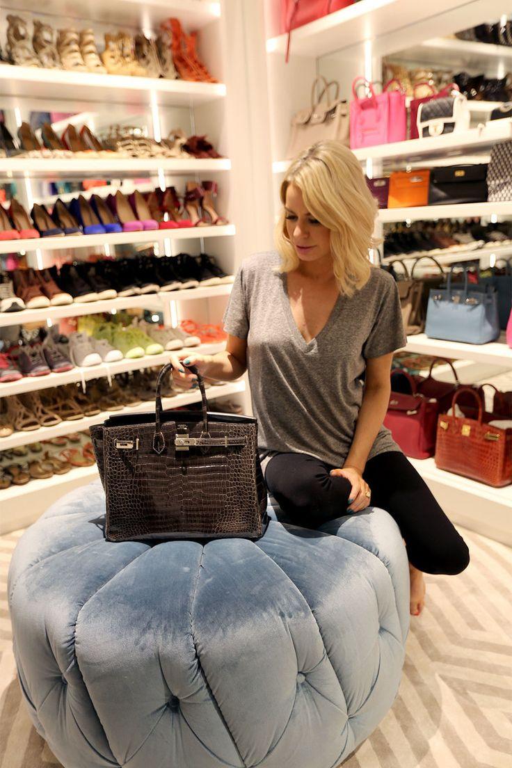 What's in Their Handbag? Caroline Stanbury