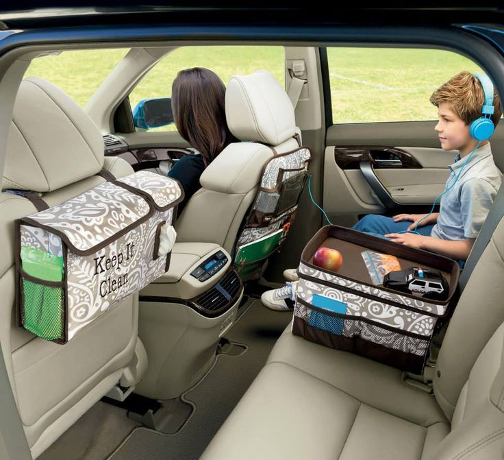 Thirty-One Gifts - the dream organized car