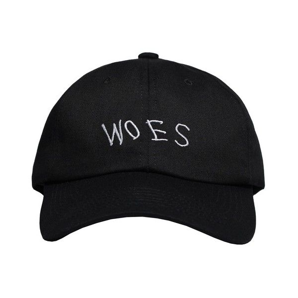 Woes Sportcap STRAPBACK SPORTCAP October's Very Own ($45) ❤ liked on Polyvore featuring accessories, hats, fillers and head