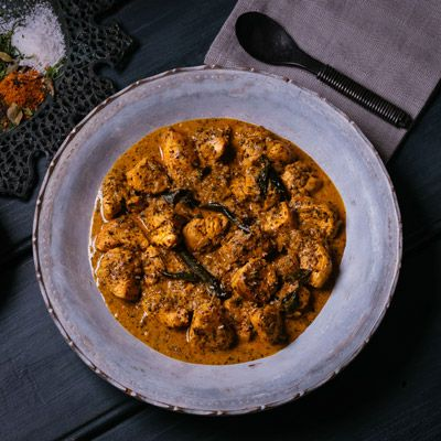 Chicken Chettinad  #curry #india #indianfood #indiancuisine #cuisine #food #recipe #foodinspiration #travelfood #authenticindia