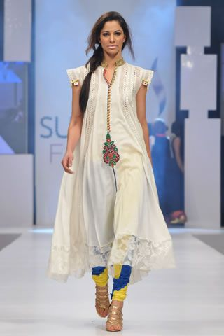 Mohsin Ali at PFDC Sunsilk Fashion Week 2012 Karachi Day 2