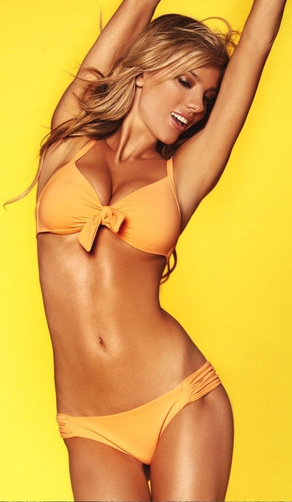 Bikini lady string