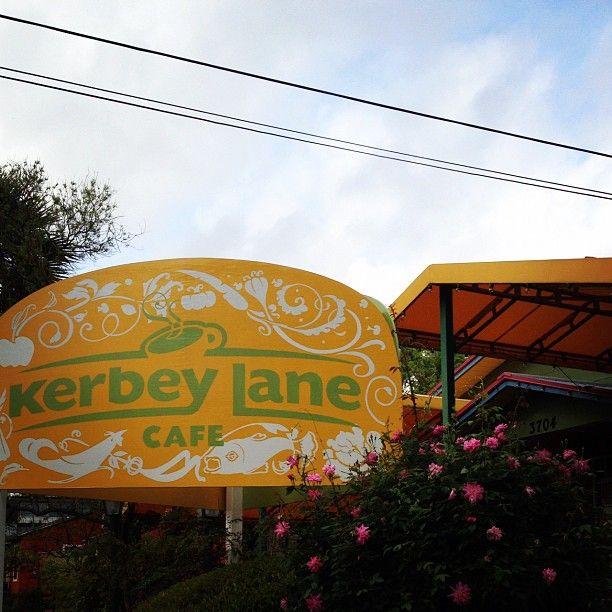 Kerbey Lane Cafe  Kerbey Ln Austin Tx
