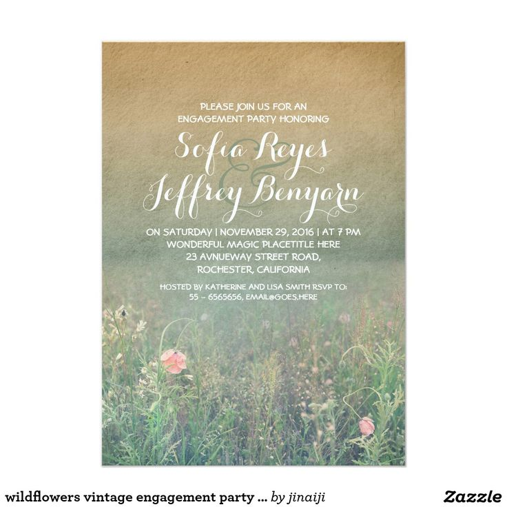 378 best SPRING WEDDING Invitations images on Pinterest
