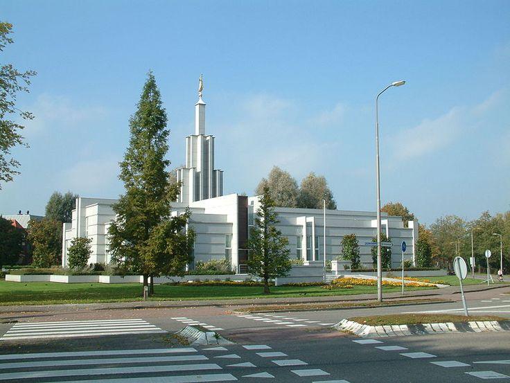 De Kerk van Jezus Christus van de Heiligen der Laatste Dagen, ook wel de Mormonentempel