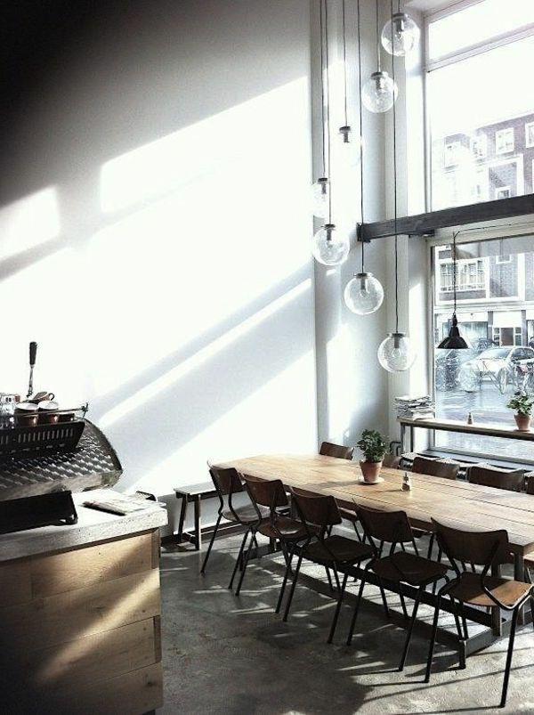 Die Besten 25+ Pendelleuchten Esszimmer Ideen Auf Pinterest   Esszimmer  Neunburg Restaurant