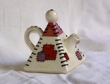 One cuppa teapot, aint this cute? You'll be the talk of the town...