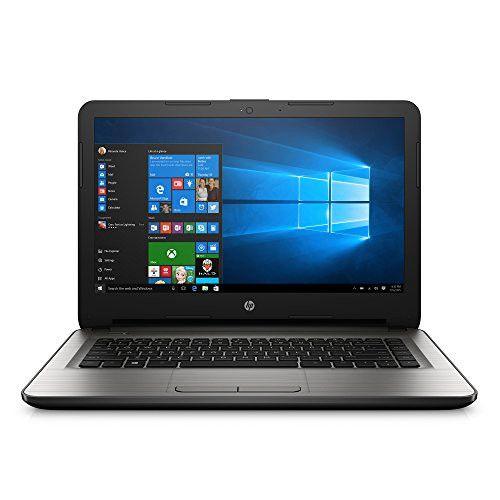HP Computer 14-an013nr 14-Inch Notebook (AMD E2, 4GB RAM, 32 GB Hard Drive)with Windows 10