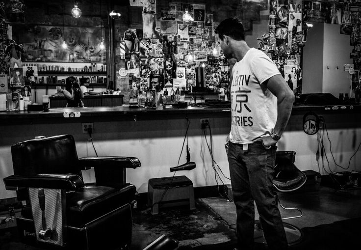 The Tokyo Round by Kollektiv Industries live at Bishop's Barbershop in PDX