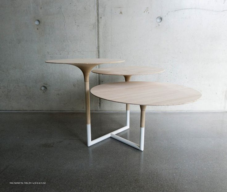 MadeinNorwayNow - Chanterelle table