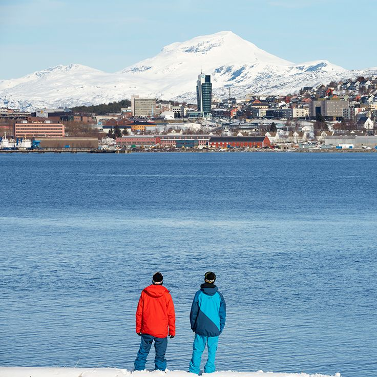 While the small town Narvik is as charming as charming can be, we have a strong passion for what lies behind. Looking for new adventures with Even Sigstad and Andreas Wiig. www.norrona.com