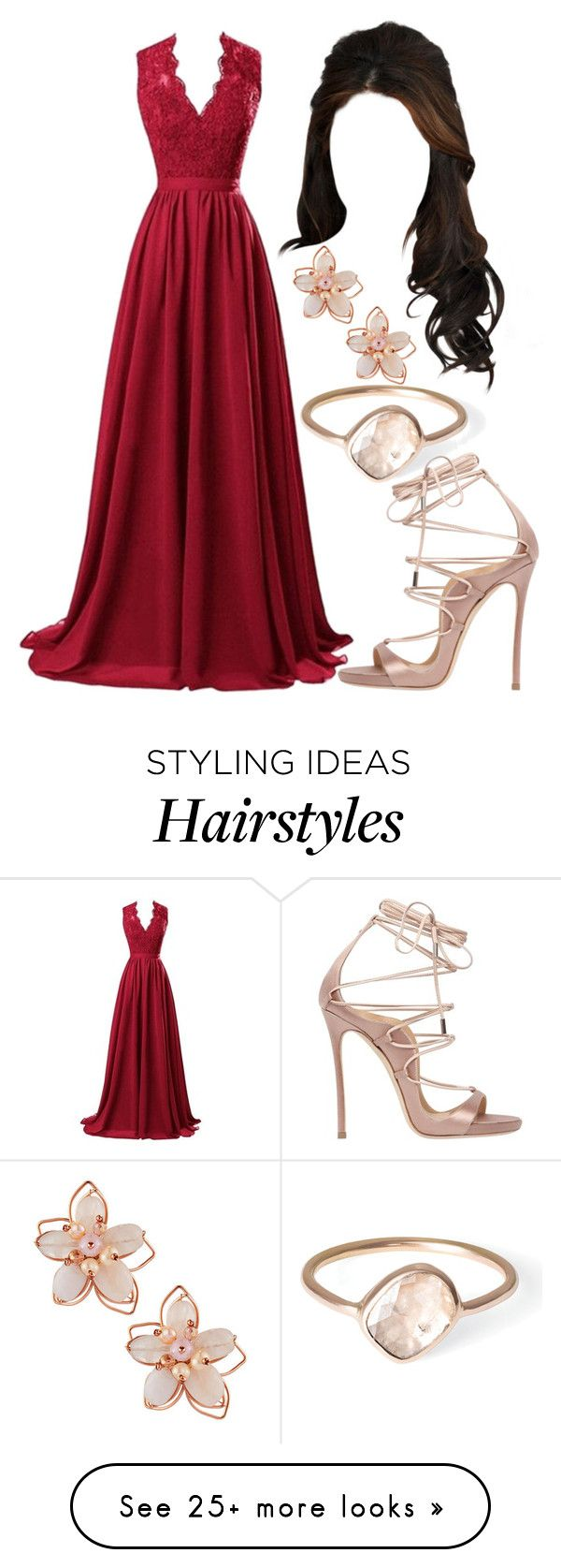"""""""Untitled #1579"""" by milesofsmiles12345 on Polyvore featuring NAKAMOL, Parisi, R&J and Dsquared2"""