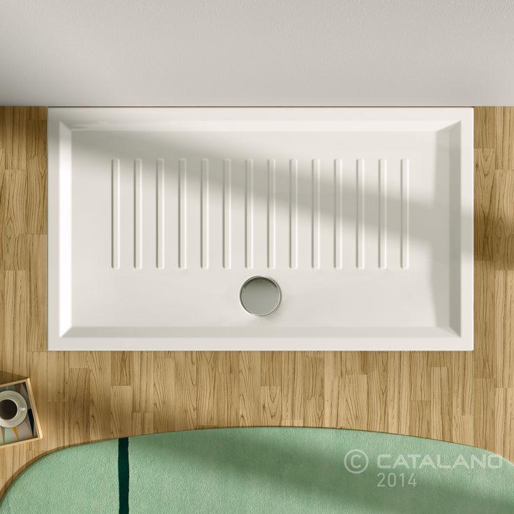 Shower Trays Verso New 140x80