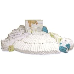 Real Nappies birth to potty pack, newborn to toddler