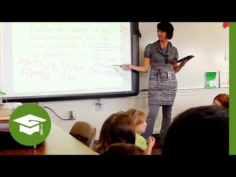 ▶ Flipping Professional Development: No teacher bored in the background - YouTube